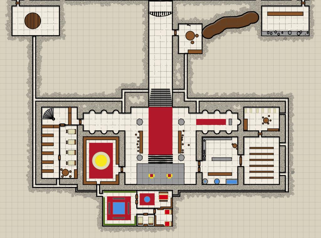 The Gnomish Palace